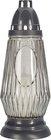 Svíčka 4042 - sklo, šedá, 170 g, 48 h