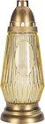 Svíčka 4042 - sklo, medová, 170 g, 48 h