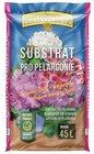 Substrát pro muškáty a balk. rostliny – 45 l, KEG
