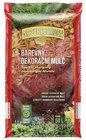 Barevný dekorativní mulč červený - 50 l, KEG