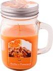 Svíce vonná soudek skořice a pomeranč 140 g